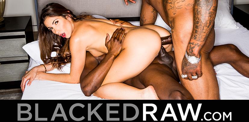 BLACKEDRAW.com Clea Gaultier,French Girl Double BBC