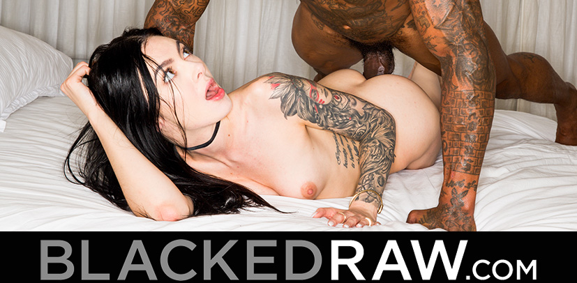 BLACKEDRAW.com Marley Brinx,Big Hollywood Dreams